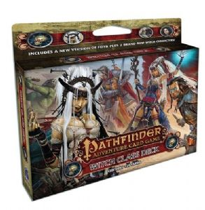 Pathfinder : Add-on Deck – Witch Class